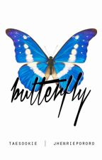 Butterfly (BTS Fanfiction) by kurojhen