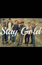Staying Gold(Outsiders Fanfic) by Kit-KatlovesOwls