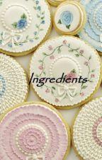 Ingredients (MALAY) by HannahFellia