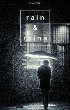 Rain & Raina by elsangster