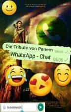 Die Tribute von Panem - Whatsapp Chat by Lichtherz95