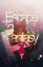 Escape To Fantasy by cgthreena