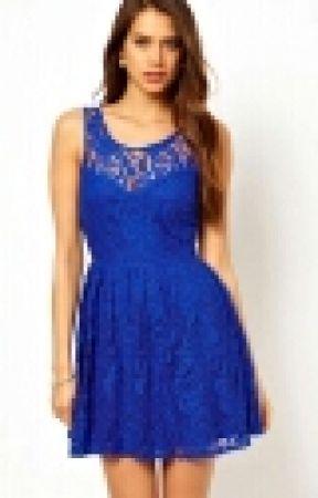 Me pondre el vestido azul