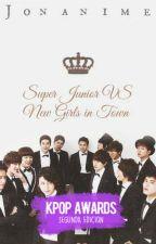 Super Junior VS New Girls In Town by jonanimexd