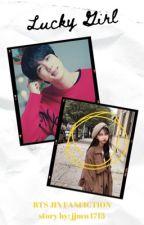 Lucky Girl || BTS Jin by btsvtmx