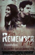 Plis,remeber me[#2 Mi profesor]/pausada temporalmente by RubiuhSenpai