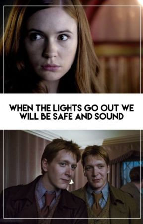 When the Lights Go Out We'll Be Safe and Sound (Fred/OC) BK 3 by TheThreeEyeRaven