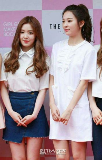 [Cover][Longfic][SeulRene] It Started With A Kiss