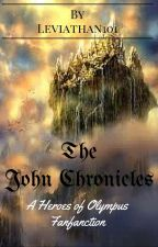 The John Chronicles - Book 1 by Leviathan101