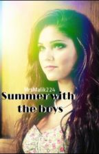 My Summer With the Boys by ImAlrightTho
