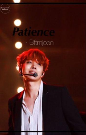 Patience (BTS Jhope Smut)