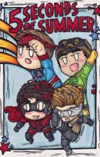 The 5sos Bible by Sydney_N1cole