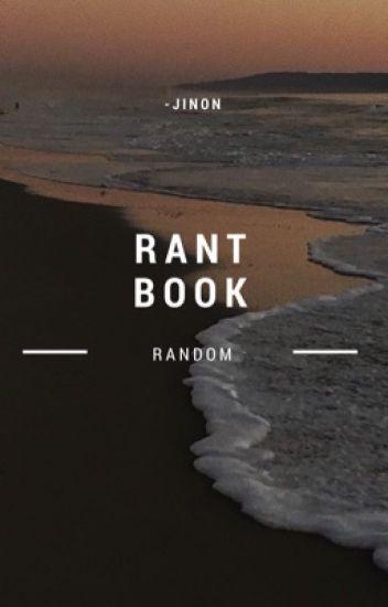 rant book ; random