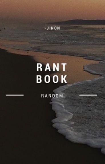 Rant Book | MoonMina