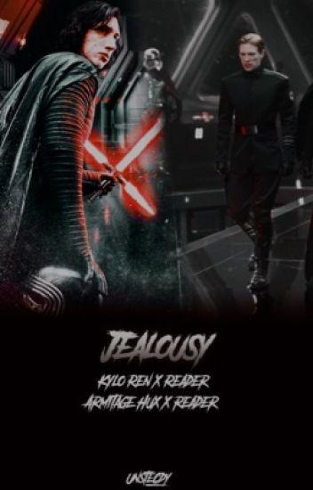 Jealousy {Kylo Ren X Reader}
