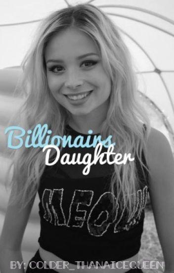 Billionaires daughter // marvel