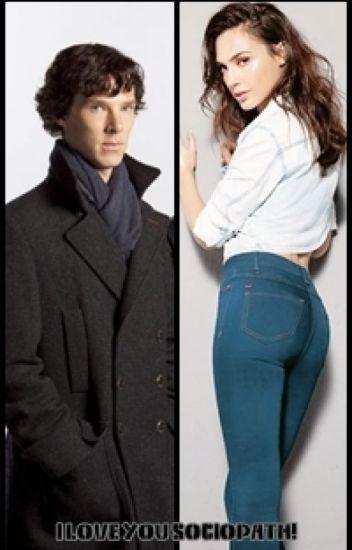 Sherlock-Bez kobiety świat byłby nudny.
