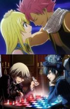Sperated  (Fairy Tail and Black Butler crossover) by ClusterKitaCoderre