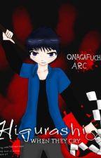Higurashi no naku koro ni: Broken infinity by whentheykanakana