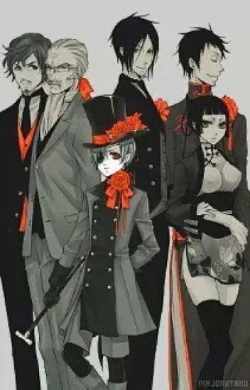 Black Butler X Reader