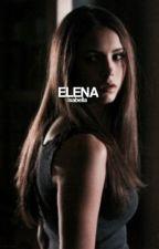 Elena ❀ Scott McCall by coyotedens
