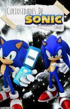Curiosidades De Sonic (Saga) by DorelyACool