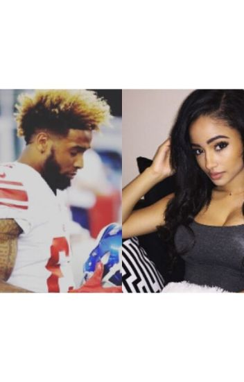 So Into You (Odell Beckham FF)