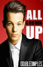 All Grown Up » sequel to The Babysitter by DoubleDimples