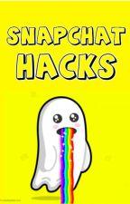 Snapchat Hacks✔️ by jagijongin