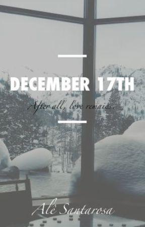 December 17th by alesantarosa
