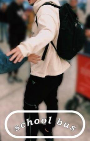 School Bus ➳ Michael Clifford by 5sosidk