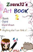 Zoura32's Art Book 2 by Zoura32