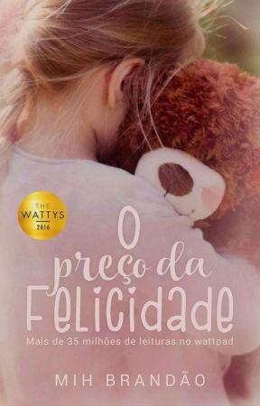 O preço da Felicidade // DEGUSTAÇÃO by MihBrandao