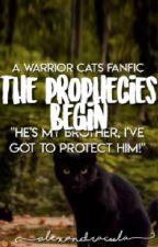 WarriorS: The Prophecies Begin (fanfic) by WhisperOfTheJay