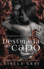 Destinada ao Capo - Série SubMundo (1º) (DEGUSTAÇÃO) by PattriziaStella
