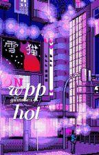 WhatsApp Hot [texting] ✘❀ Cameron Dallas by Gilinskexy