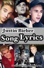 Lyrics (Justin Bieber) by sweetlightred