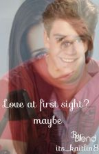Love at first sight? Maybe //Saved by the bell by its_kaitlin8