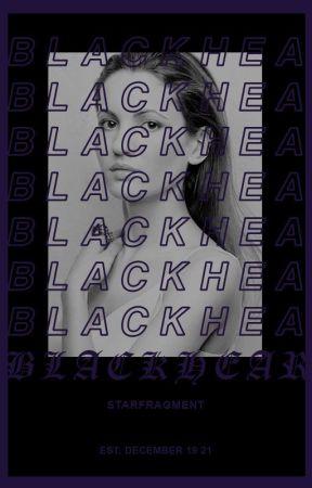 Blackheart ▷  J. WAYLAND by starfragment