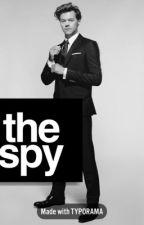 The Spy • H.S by Hazzabearswifey