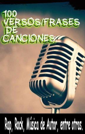 100 Versos Frases Tomadas De Canciones Tu Amor Me Hace Libre