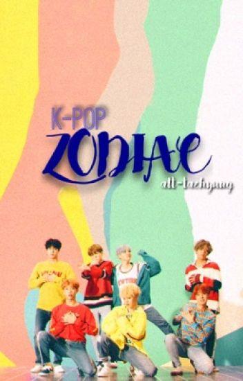 KPOP Zodiac