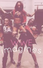 WWE Divas Imagines by Nerdology911