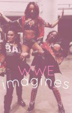 WWE Divas Imagines by Nerdology911