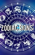 Zodiac Signs by yahitshannah