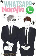 Whatsapp [Namjin] by yehettiex