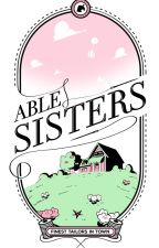 The Able Sisters (Animal Crossing FF) by tsutey