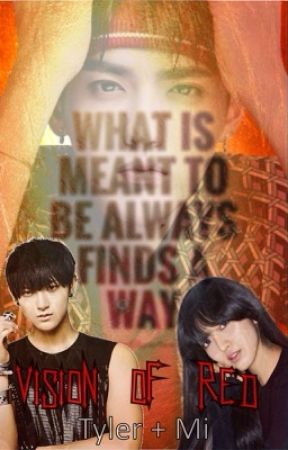 Vision Of Red | TaoRis by FlavouredFanFiction