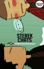Sterek Chats by Preciousxziam