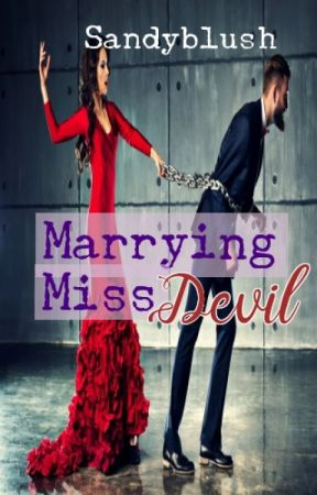 Marrying Miss Devil by sandyblush